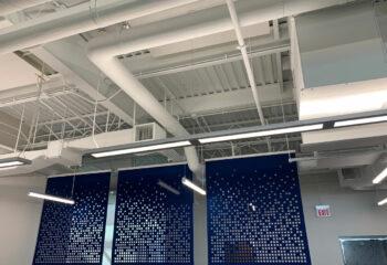 Fizfelt Hanging Panels